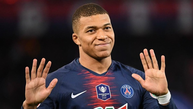 Liverpool co the chi 215 trieu bang de mua Mbappe hinh anh 1