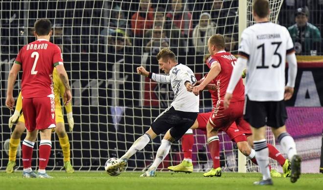 Toni Kroos toa sang giup tuyen Duc chinh thuc gianh ve du Euro 2020 hinh anh 1