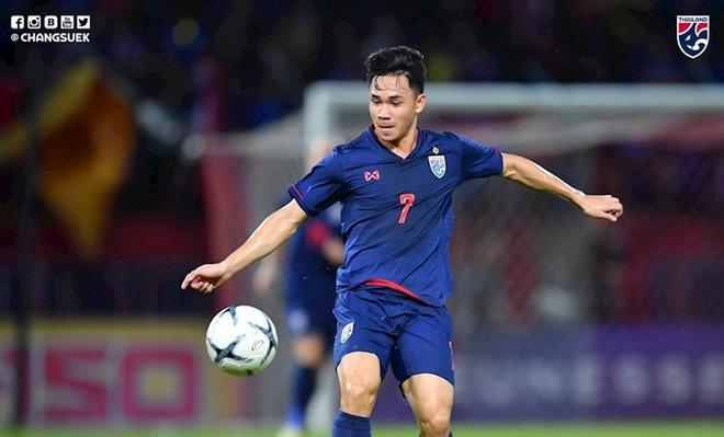 Supachok dat muc tieu du Olympic cung U23 Thai Lan hinh anh 1 supachok.jpg