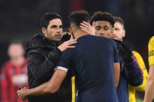 HLV Mikel Arteta noi gi sau tran dau dan dat Arsenal hinh anh 1 1196055920.jpg