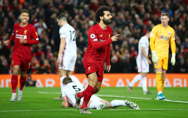 'Liverpool la mot trong nhung doi hay nhat lich su Premier League' hinh anh 1 salah1.jpeg