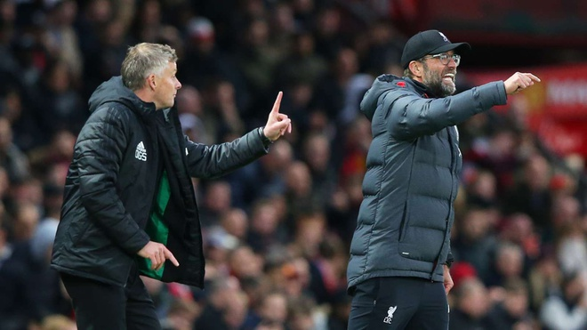 HLV Solskjaer: 'Liverpool co the gianh cu an ba o mua giai nay' hinh anh 1 klopp_solsa.jpg