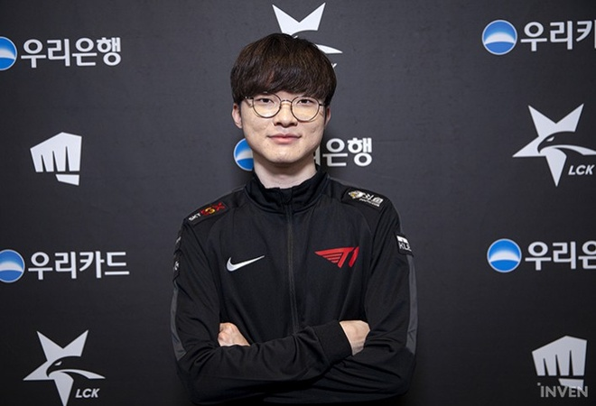 faker gia han voi t1 anh 1