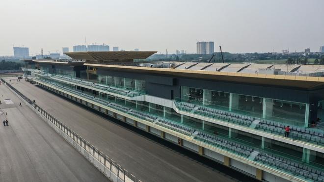 Duong dua F1 tai Ha Noi hoan thien, san sang cho mua giai 2020 hinh anh 2 DJI_0338_1_.jpg