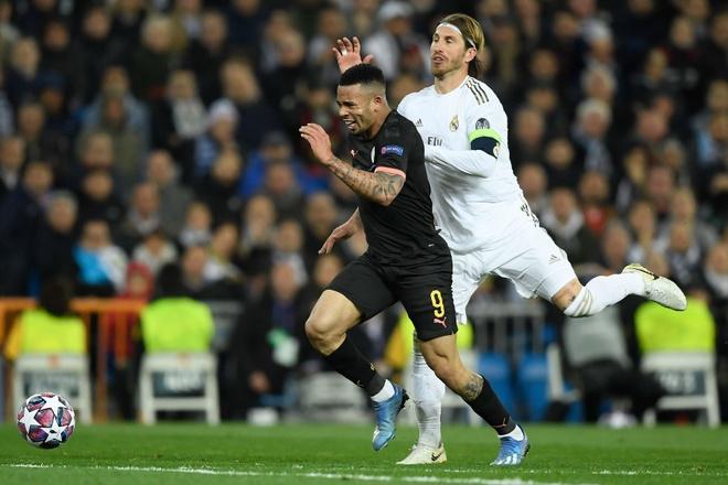 Real tim cach giup Ramos thoat an treo gio o Champions League hinh anh 1 ramos1.jpg