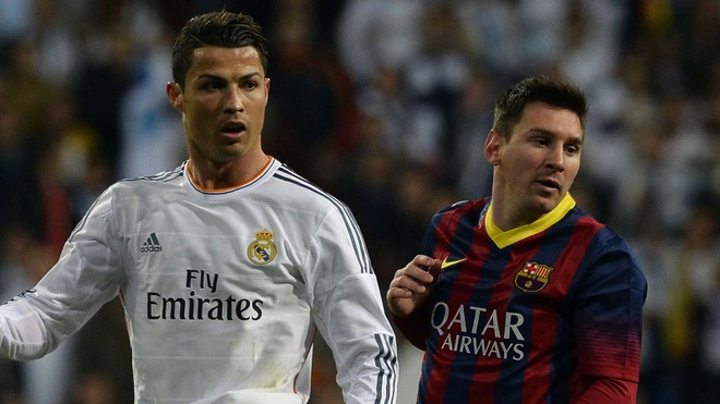Messi vo hai truoc Real sau khi Ronaldo sang Juventus hinh anh 1 messi.jpg
