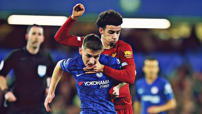 Cuu hau ve Chelsea: 'Gilmour la tai nang chua tung thay' hinh anh 1 gilmour.jpg