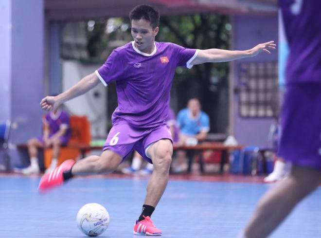 Futsal Viet Nam vs Lebanon anh 7