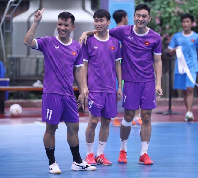 Futsal Viet Nam vs Lebanon anh 10
