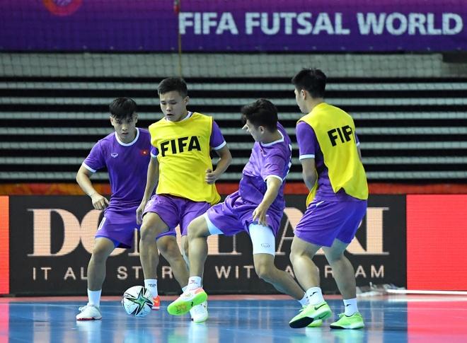 Futsal Viet Nam anh 6