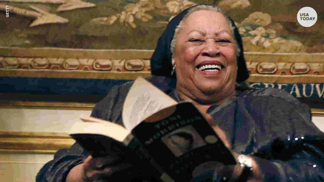 Di san khong lo cua nu nha van Toni Morrison 'yeu dau' hinh anh 1