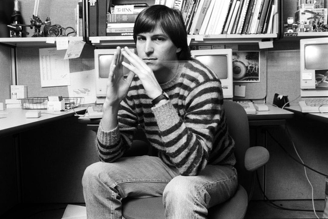 Tuoi tre cua Steve Jobs: That bai lien mien, choi bo con gai ruot hinh anh 2