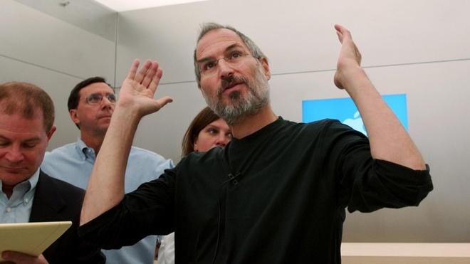 Tuoi tre cua Steve Jobs: That bai lien mien, choi bo con gai ruot hinh anh 10