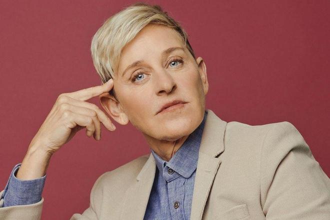 Tuoi tre cua MC Ellen: Cong khai gioi tinh that, ca nuoc My quay lung hinh anh 10