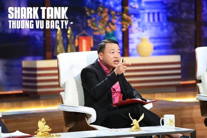 'Dung ngao gia' - cau 'chat chem' cua Shark Binh co qua nang ne? hinh anh 1