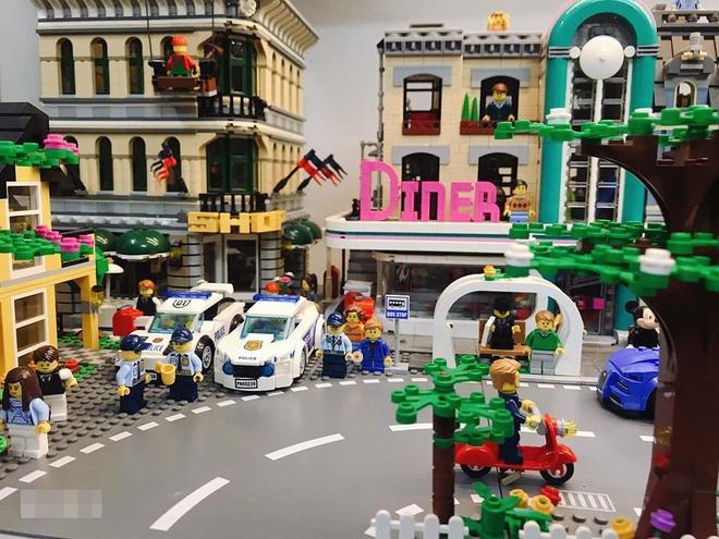 9X Ha Noi so huu bo suu tap Lego do so, gia tri hang chuc trieu dong hinh anh 2