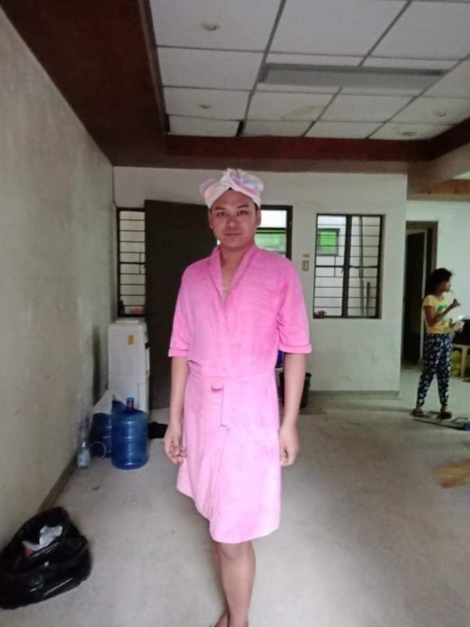 Phai so tan khan cap, cac chang trai Philippines van tao dang chup anh hinh anh 1 82283742_2849638785084529_8950396856257478656_n.jpg