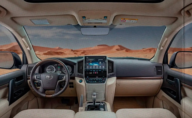 Toyota Land Cruiser Heritage Edition day hoai co anh 4