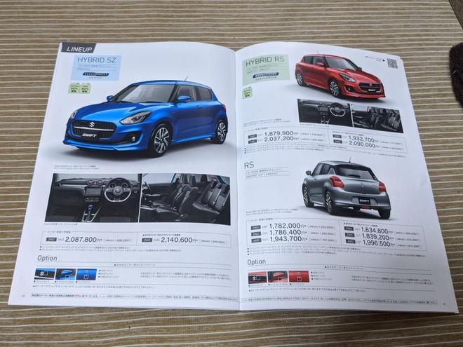 Suzuki Swift 2020 lo dien anh 4