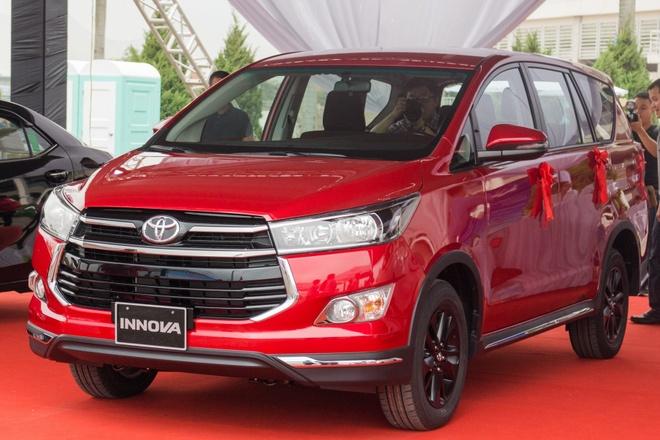 Toyota Innova that the o phan khuc MPV 7 cho trong thang 5 hinh anh