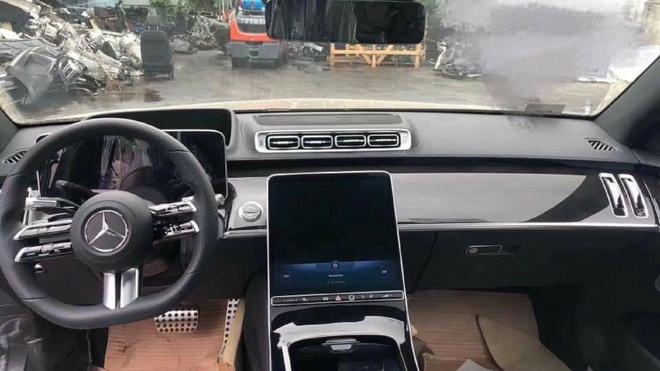 Mercedes-Benz S-Class moi co them nhieu tinh nang van hanh quan trong anh 2