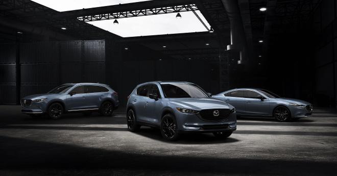 Mazda6,  CX-5 va CX-9 co them phien ban Carbon Edition anh 1