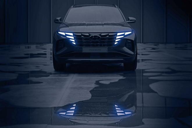 He dan dong AWD giup Hyundai Tucson 2021 van hanh tot hon anh 1