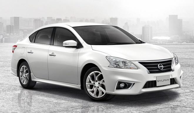 Nissan dung ban X-Trail tai Thai Lan anh 3