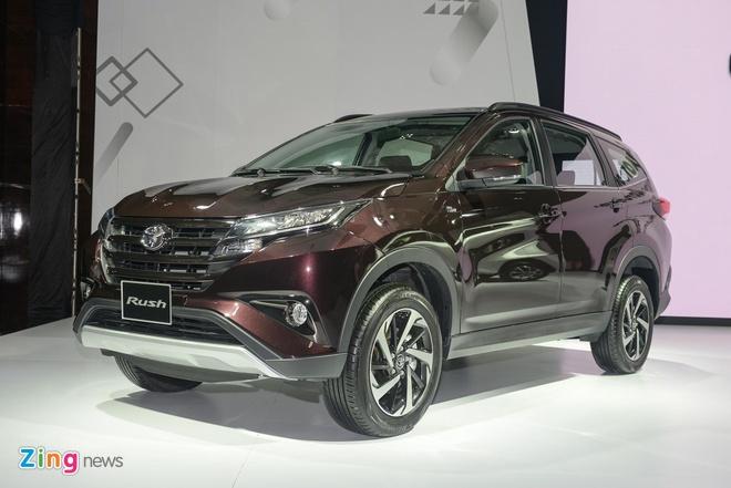 Toyota Rush giam gia anh 1