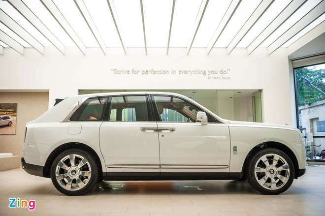 Rolls-Royce Motor Cars Hanoi dung hoat dong anh 1