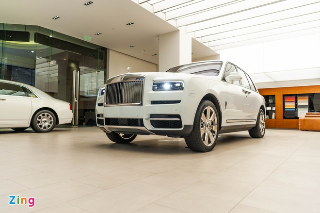 Rolls-Royce Motor Cars Hanoi dung hoat dong anh 2