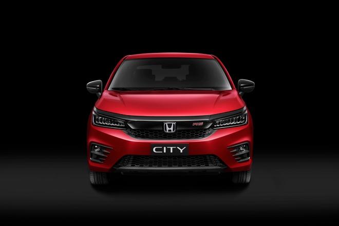 Honda City 2021 duoc ra mat tai Viet Nam anh 3