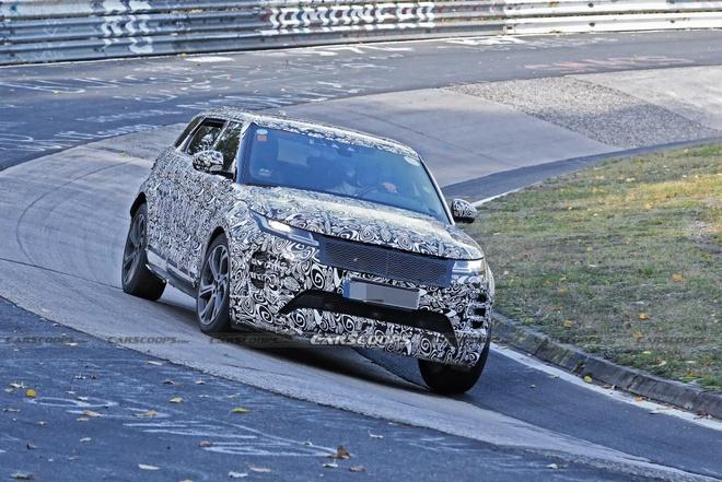 Range Rover Evoque ban truc co so keo dai anh 3