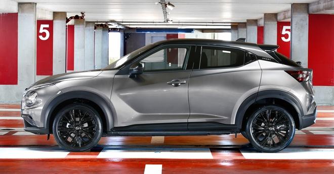 Thông tin đầu tư & kinh doanh - SUV đô thị Nissan Juke ...