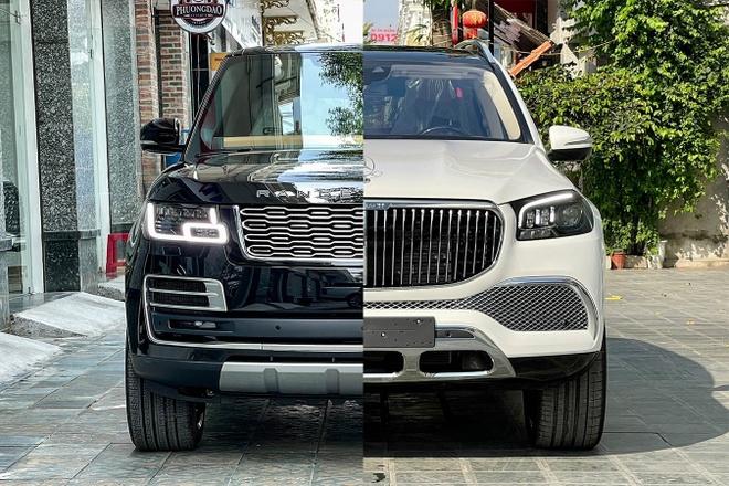 So sanh Range Rover SVAutobioraphy va Mercedes-Maybach GLS 600 hinh anh