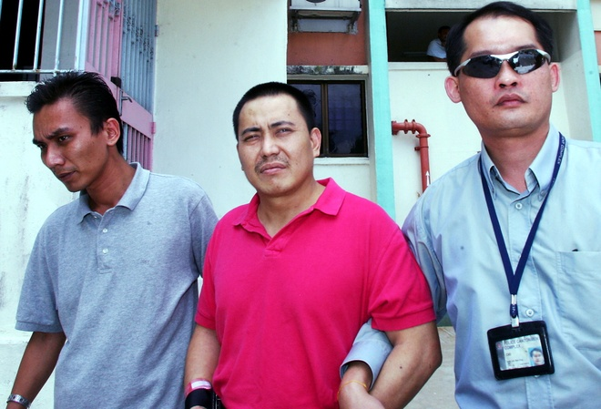 3 trum gangster khet tieng o Singapore anh 1