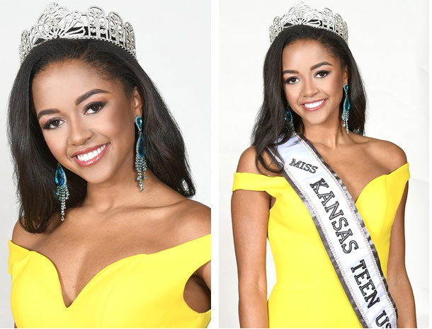 Co gai da mau 17 tuoi dang quang Miss Teen USA hinh anh 3