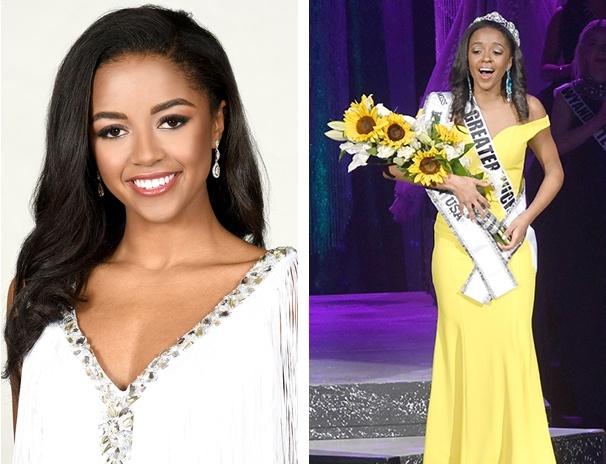 Co gai da mau 17 tuoi dang quang Miss Teen USA hinh anh 4