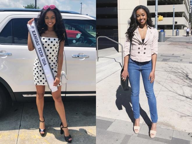 Co gai da mau 17 tuoi dang quang Miss Teen USA hinh anh 8