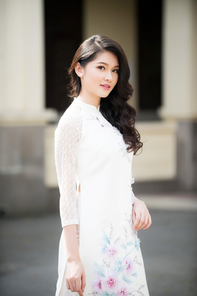 Hoa hau Mai Phuong tai xuat xinh dep sau 16 nam dang quang hinh anh 3