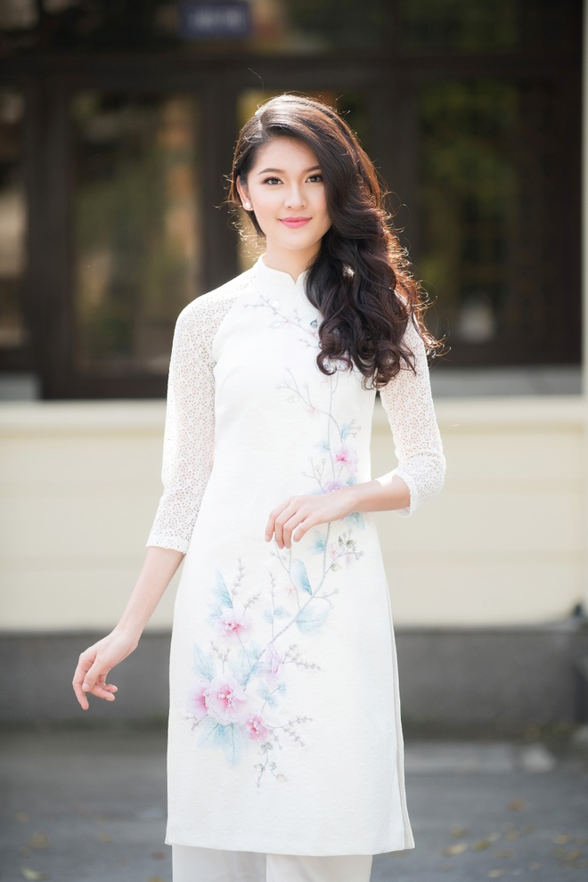 Hoa hau Mai Phuong tai xuat xinh dep sau 16 nam dang quang hinh anh 4