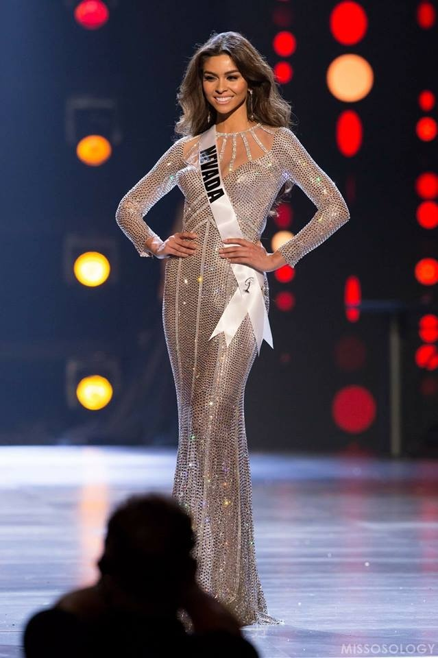 hinh anh Miss USA 2018 anh 9