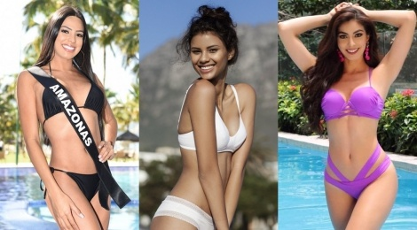 4 ung vien nang ky tai Miss Universe 2018 hinh anh