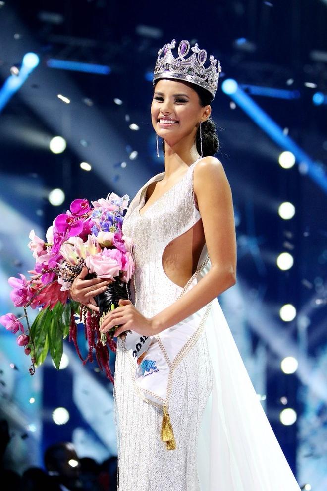 4 ung vien nang ky tai Miss Universe 2018 hinh anh 4