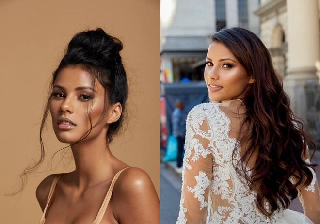 4 ung vien nang ky tai Miss Universe 2018 hinh anh 5