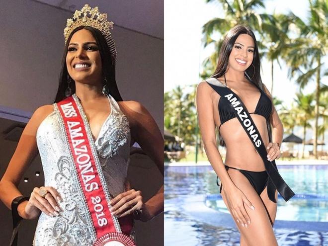 4 ung vien nang ky tai Miss Universe 2018 hinh anh 9