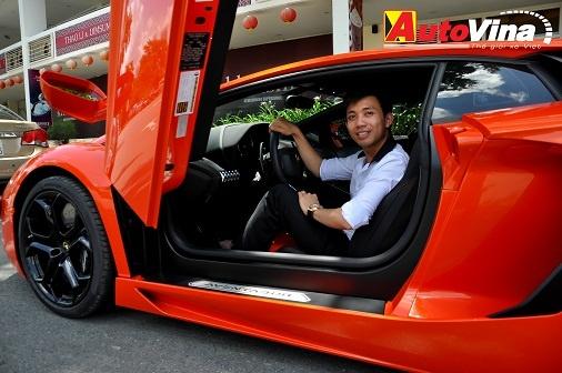Anh nong sieu xe (21/8): Dai gia Minh 'nhua' lan dau lo dien hinh anh 1