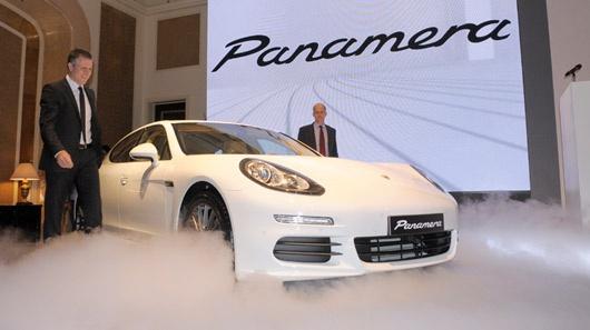 Porsche Viet Nam ra mat Panamera hoan toan moi hinh anh