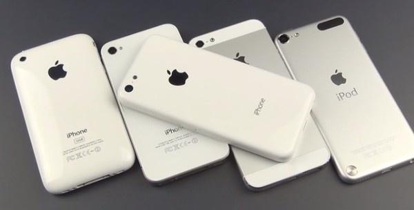 Apple giam san luong iPhone 5C vi e hang hinh anh