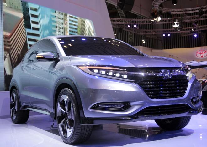 3 mau xe concept an tuong tai Vietnam Motor Show 2013 hinh anh 1